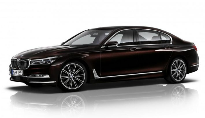 Mercedes-Benz S-Class, BMW 7 Series, Audi A8 or similar